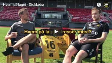 """""""Hvem på laget"""", med Henrik Stokkebø"""