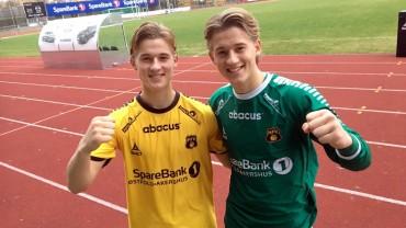 Rekruttlaget sikret seg tre nye poeng i 4. divisjon