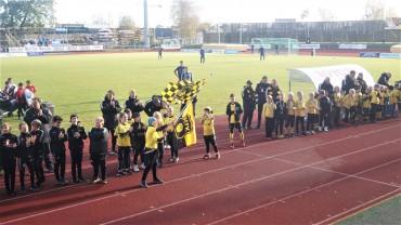 Tusen takk for fotballfesten!