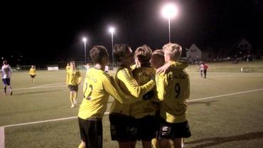 MFK-juniorene spaserte ubeseiret gjennom sesongen
