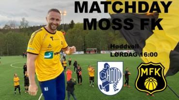 Matchday – endelig!