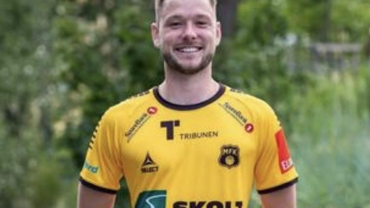 Øystein Vestvatn spiller for Skeid ut sesongen